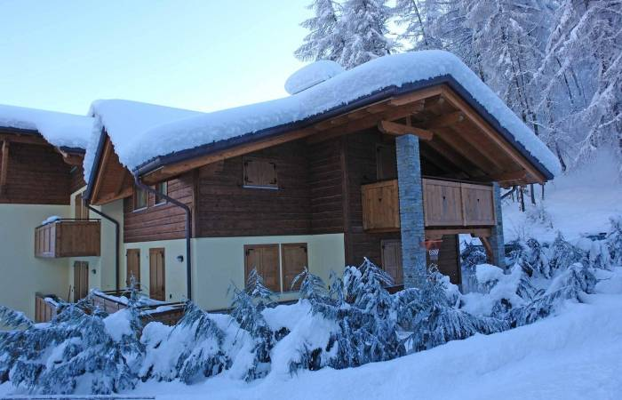 Chalet S.Carlo 6 posti letto