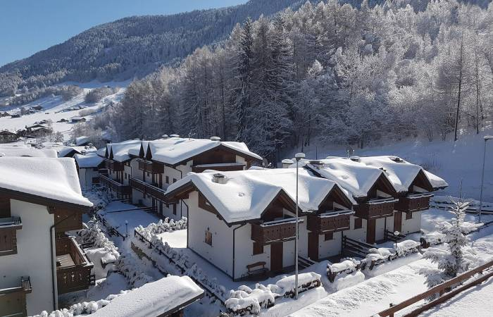 Aprica Chalet Green Village in vendita