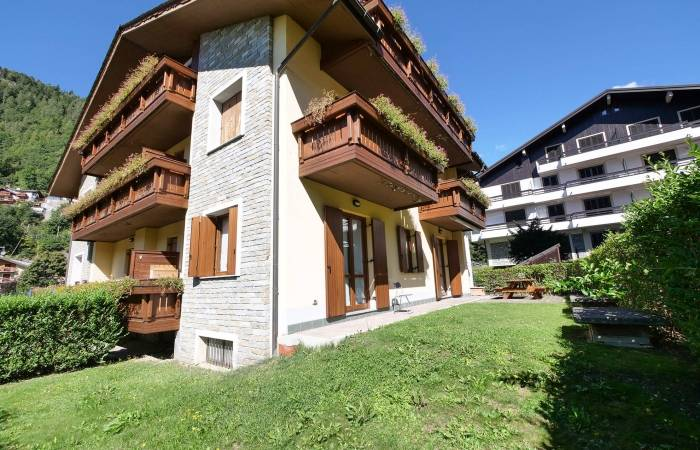 Chalet in affitto centro Aprica